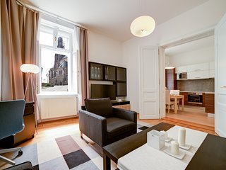 Petrov Apartment with a beautiful cathedral view - Brno vacation rentals