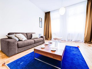 Star apartment with two lovely balconies - Brno vacation rentals