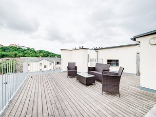 Happy apartment with a terrace and a wonderful view - Brno vacation rentals
