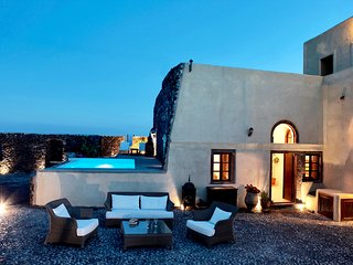 Mansion Kyani in Santorini- Car Rental & Private Transfer included - Megalochori vacation rentals