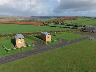 1 bedroom Shepherds hut with Internet Access in Malborough - Malborough vacation rentals