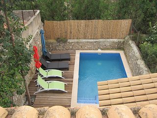 Stunning townhouse with a pool in the centre of the villa, Alaro, Mallorca - Alaro vacation rentals