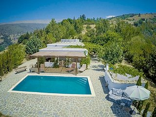 Unique Boutique Holiday Home  - new pool, stunning views, amid nature. - Soportujar vacation rentals