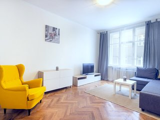 Moly Apartment in Wenceslav Square - Prague vacation rentals