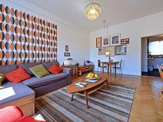 Czecho-Retro Apartment - Prague vacation rentals