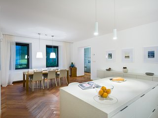 Luxury Central Apartment next to the Town Hall - 2-bedroom & 2-bathroom - Ljubljana vacation rentals