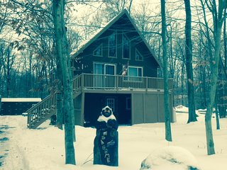 Nice Chalet with Internet Access and A/C - Pocono Lake vacation rentals