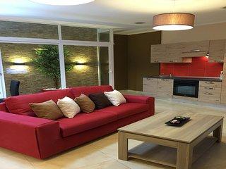 Comfortable Studio apartment  with shared indoor pool - Saint Julian's vacation rentals