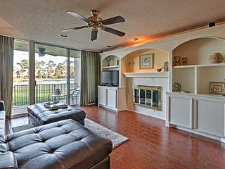 NEW! Beautiful 2BR Montgomery Condo on Lake Conroe - Montgomery vacation rentals