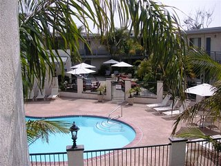 Two Bedroom Furnished Beach Vacation Rental steps to the Ocean - Carpinteria vacation rentals