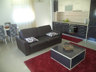 Deluxe two bedroom apartment in centre of Budva - Budva vacation rentals