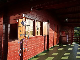 Magnificent Wooden House surrounded by Nature - La Orotava vacation rentals