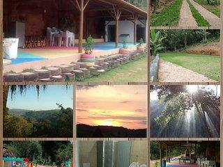 Chácara Nogueira Eco , linda , apenas 50 min do centro de São Paulo.... - Campo Limpo Paulista vacation rentals
