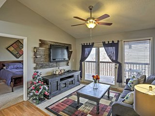 NEW! 2BR Branson West Condo w/ Lake Access! - Branson West vacation rentals
