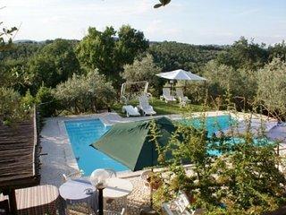 """"""" Il POGGIO DEGLI ULIVI - Amelia Apartment - Castel dell?Aquila vacation rentals"""