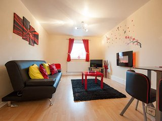 Dreamer's Delight - City Centre Apartment - Loughborough vacation rentals