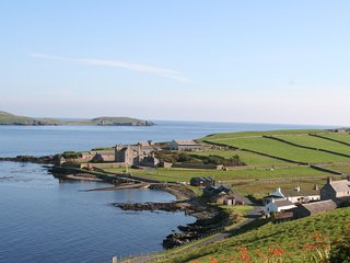 Roadside Cottage, Leebitton, Sandwick, Shetland Islands - Sandwick vacation rentals
