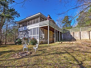 NEW! Remote 3BR Cherokee Village House by River! - Cherokee Village vacation rentals