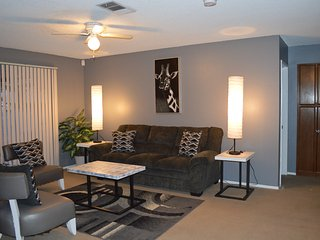 Comfortable three bedroom house with play ground area. - Las Vegas vacation rentals