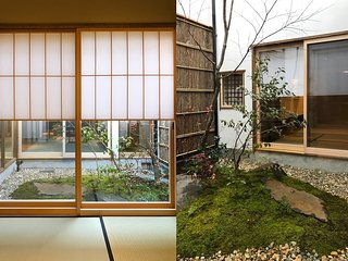 IN VIBRANT GEISHA DISTRICT, NEAR GION, LICENSED LUXURY TRAD. JAPANESE HOUSE - Kyoto vacation rentals