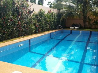 Modern Studio with Pool, Lomé Center - Lome vacation rentals