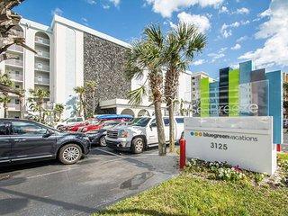 One Bedroom Ocean Front Room - Daytona Beach Shores vacation rentals