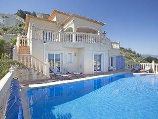 4 bedroom Villa in Muntanya de la Sella, Costa Blanca, Alicante, Spain : ref 2127170 - Pamis vacation rentals