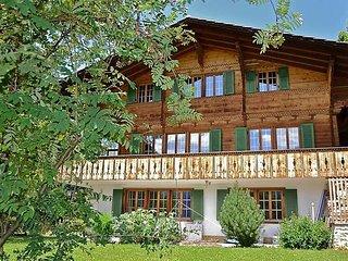 4 bedroom Apartment in Lenk, Bernese Oberland, Switzerland : ref 2235313 - Lenk-Simmental vacation rentals