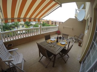 Apartment with 2 rooms in Arona, with pool access, furnished terrace and WiFi - 2 km from the beach - Arona vacation rentals