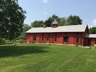 Restored Horse Barn On 13 Acres With Private Pond - Sheffield vacation rentals
