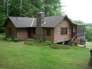 Restored 1940s Cabin 30 Mile Views - Great Barrington vacation rentals