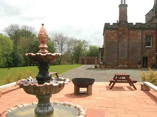 4 bedroom Castle with Internet Access in Longtown - Longtown vacation rentals
