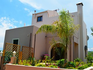 Villa Anastasia- Maleme - 500m to beach with pool - Maleme vacation rentals
