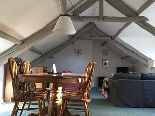 Swallow Barn 300 year old converted barn sleeps 5 - Bradworthy vacation rentals