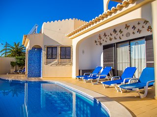 Casa Prazares, 3 Bed Villa With Pool, Carvoeiro - Carvoeiro vacation rentals