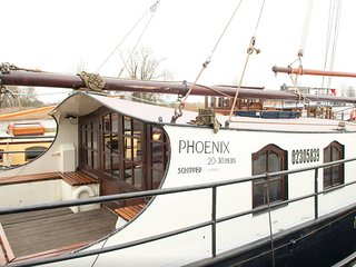 Stay on beautiful sailing ship 'Phoenix' near Amsterdam - Weesp vacation rentals
