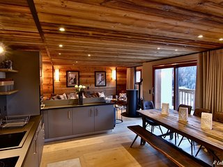 Chalet Astraea - Stunning high end 11 person chalet with garage - Peisey vacation rentals