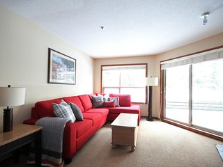 'The Aspens' Serene & Spacious 2BR/ with pool - Whistler vacation rentals