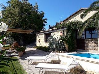 Rustico tra i vigneti e oliveti della costa dei Trabocchi, piscina uso esclusivo - San Vito Chietino vacation rentals
