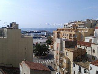 CANDELA ATICO-Views to the harbour - L'Ametlla de Mar vacation rentals