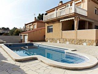 MISTRAL-Private swiming pool - L'Ametlla de Mar vacation rentals
