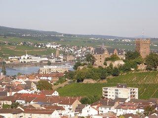 Ferienwohnung Germaniablick***** - Bingen am Rhein vacation rentals