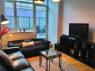 1400 Sq. Ft. Terrace - Times Square Luxury! - 2 Bed + 2 Bath - New York City vacation rentals