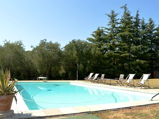 LUXURY VILLA WITH SWIMMING POOL AND TENNIS COURT PRIVATE - Fauglia vacation rentals