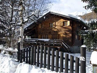 Chalet di montagna con giardino - Ayas vacation rentals