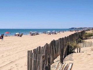4 bed Marseillan Plage beach house South France - Marseillan Plage vacation rentals