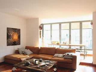 LUXURY PENTHOUSE IN CENTRAL BARCELONA WITH TERRACE - Barcelona vacation rentals