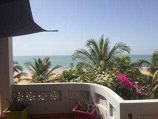 Appartement de charme Saly front de mer - Saly vacation rentals