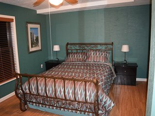 Cozy House with Deck and Television - Ocklawaha vacation rentals