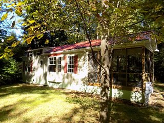 Perfect Caravan/mobile home with A/C and Satellite Or Cable TV - Maryland vacation rentals
